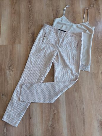 Стильні літні штани з парчі Warehous