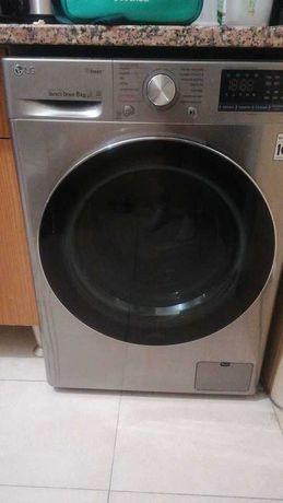 Máquina lavar roupa 8kg