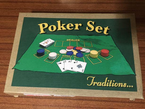 Pocker Set miniatura - Novo