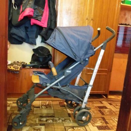 Продам прогулочную коляску Chicco LiteWay