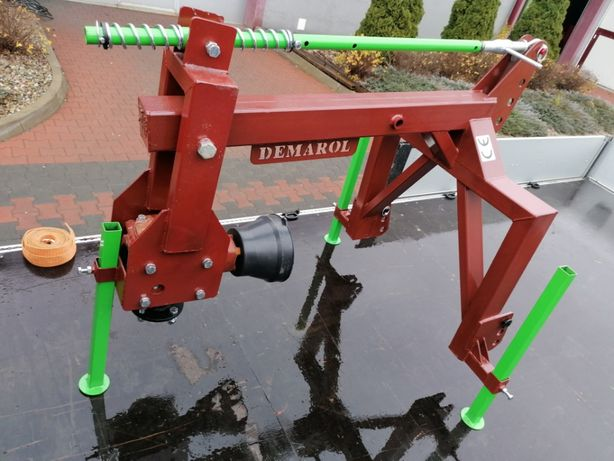 Przekładnia swider ziemny do traktora dołownik