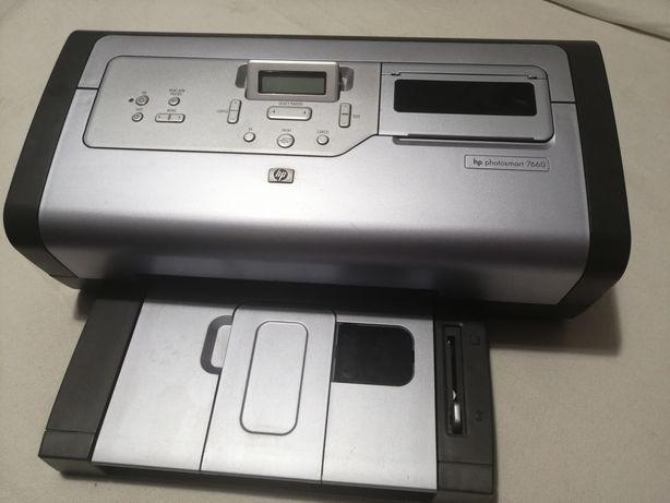 Струйный фотопринтер HP Photosmart 7660 + модуль двусторонней печати