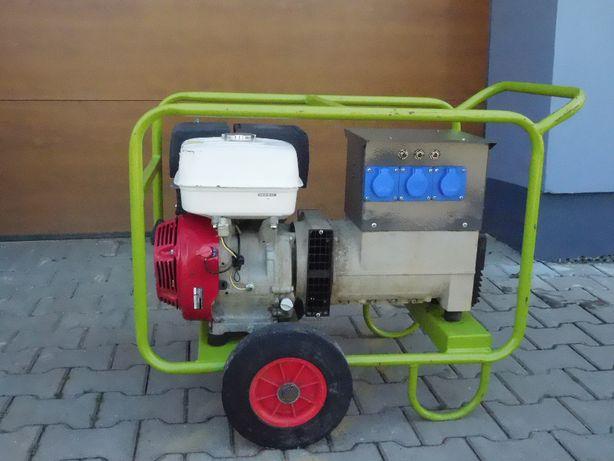 Agregat prądotwórczy 7 kVA Honda GX 390