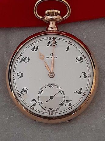 Ômega Relógio de Bolso
