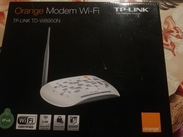 Router TP-link Orange