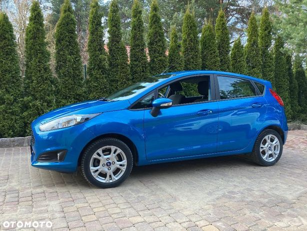 Ford Fiesta FORD FIESTA, 1 Właściciel, ASO, na gwarancji FORDa do 09.2021, GOLD X