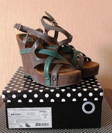 Женские босоножки открытые туфли Betsy Англия, 36 размер