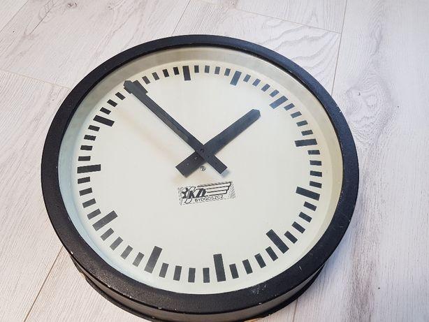 Stary zegar peronowy KZŁ BYDGOSZCZ