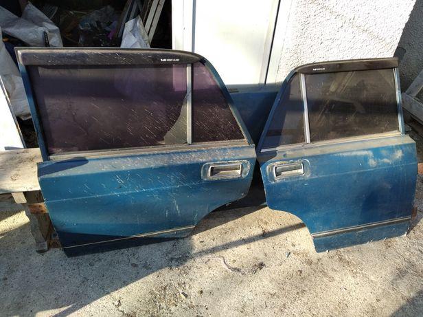 Двери задние ваз 2107 и крышка багажника