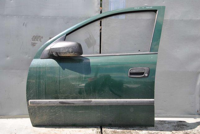 Opel Astra G kombi drzwi lewy przód