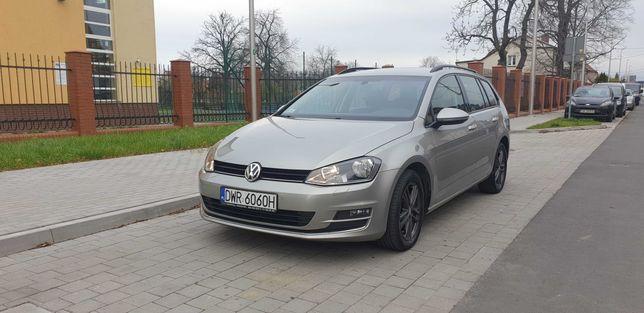 VW Golf 7 1.6 TDI 150 KM STAN  IDEALNY !!!