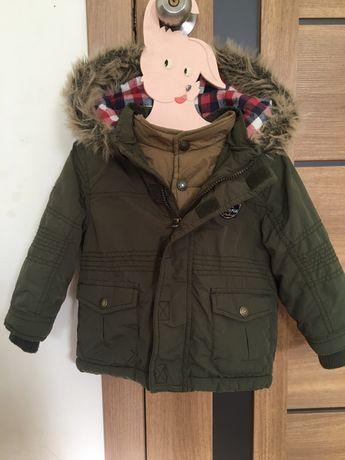 Куртка, парка зима для мальчиков