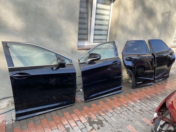 Lexus RX 2016 - 2021 года Двери Двері Дверь в сборе. НАЛИЧИЕ. РАЗБОРКА