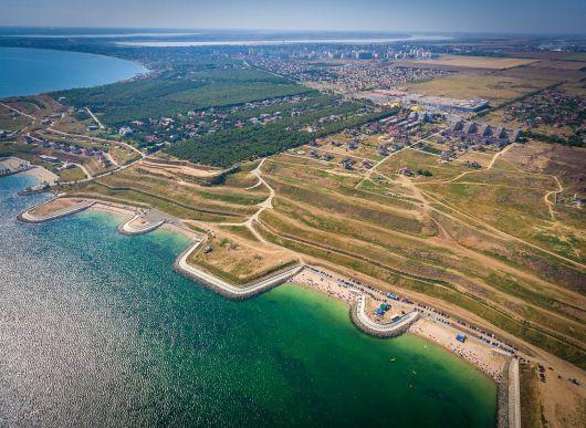 Продам земельный участок в Черноморской Ривьере