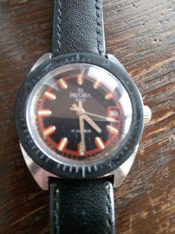 Zegarek Premira 4ATU, lata 70te