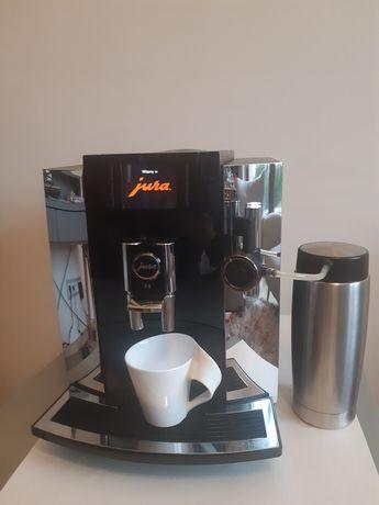 Jura E8 Chrom. Ekspres do kawy RATY 0%