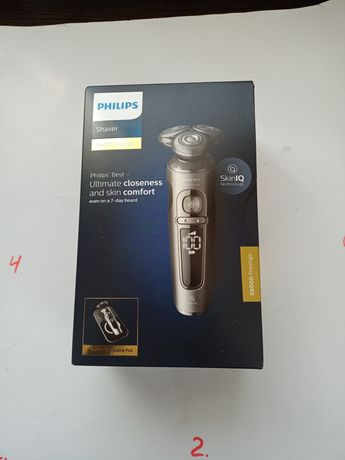 Электробритва Philips sp9860/13 (SkiniQ model)