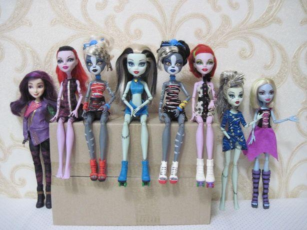 Куклы Monster High Mattel, Монстер Хай