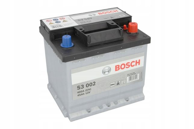 Akumulator BOSCH S3 45Ah 400A P+ Akumulatory Zgierz