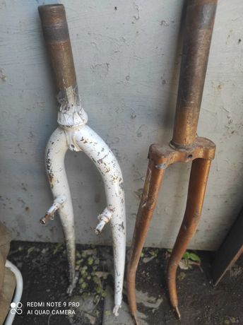 Вилка для велосипеда советского производства