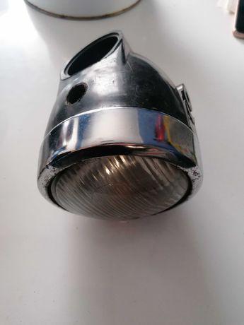 Motorynka romet lampa przód