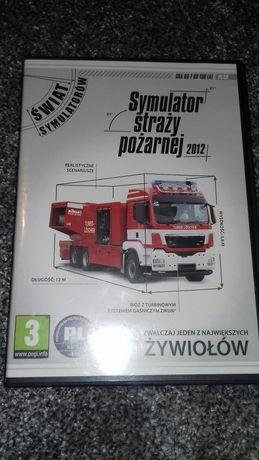 Symulator Straży Pożarnej 2012