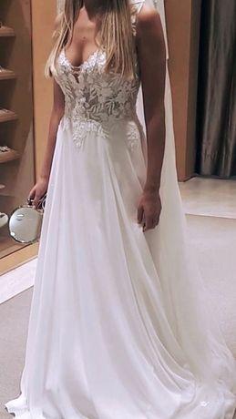 Vestido de noiva Pronovias 2020