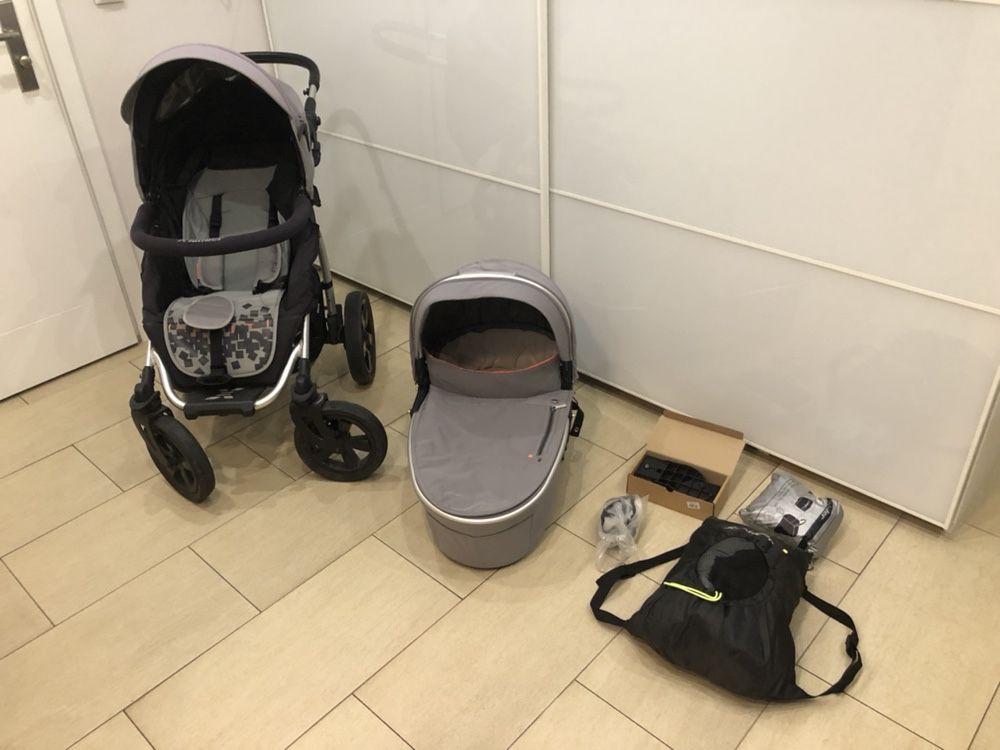 Wózek dziecięcy X-Lander +gratis