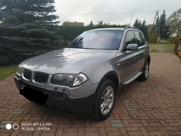 BMW X3 2006r. Full  Opcja !!!