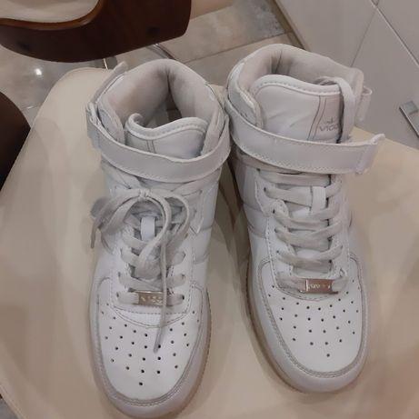 Buty sportowe białe 40