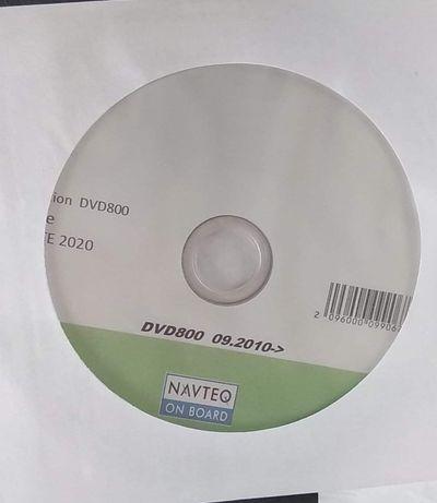 Sprzedam płytę 2020r. do DVD800 Opel Insignia