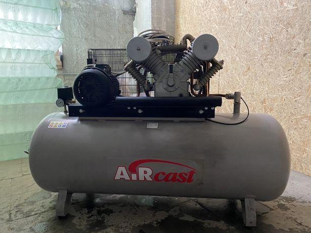 Компрессор поршневой AirCast 16 Бар 7,5 кВт