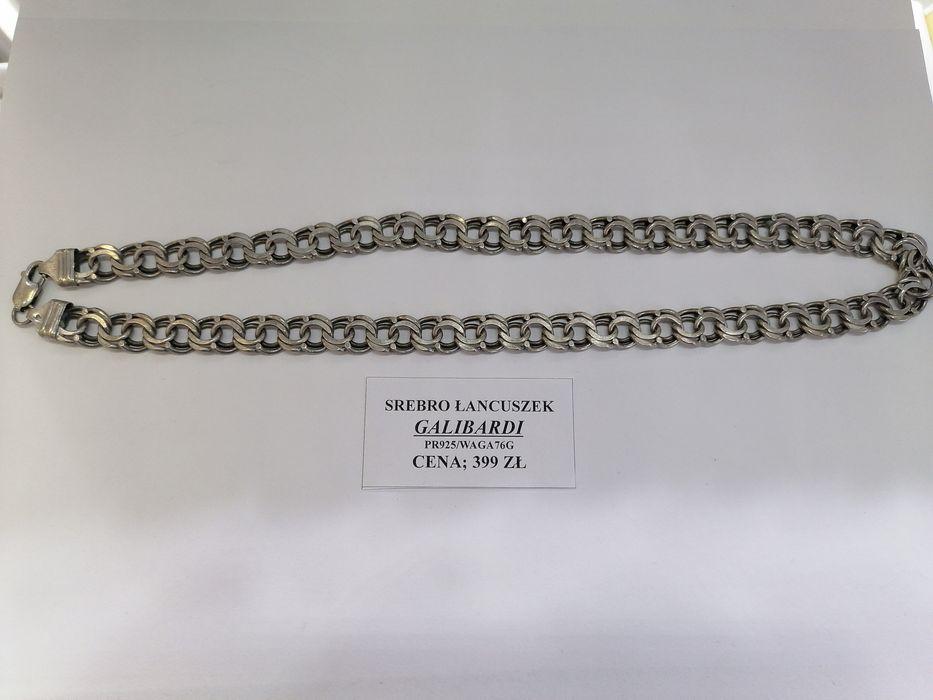 Srebrny łańcuch Galibardi Jelenia Góra - image 1