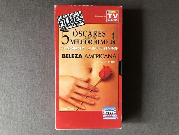 VHS Beleza Americana