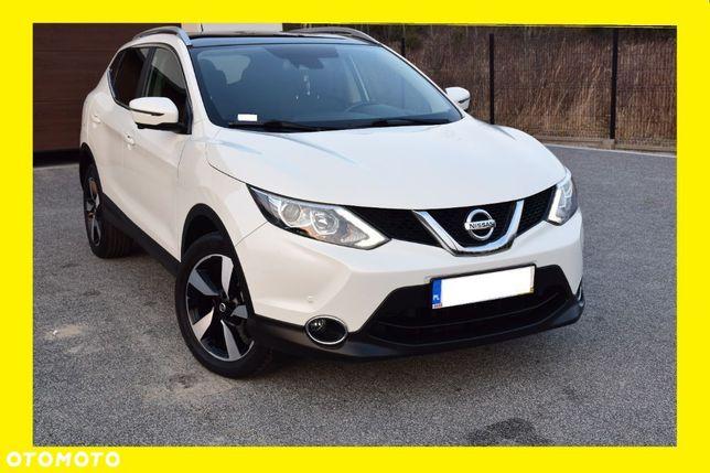Nissan Qashqai 1,6 Benzyna Na gwarancji do 2022! Salon Polski