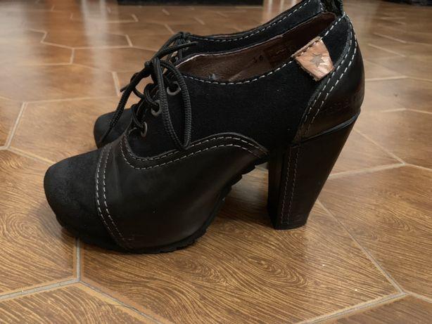 Botins / sapatos Cubanas