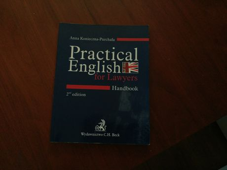 Practical English for Lawyers