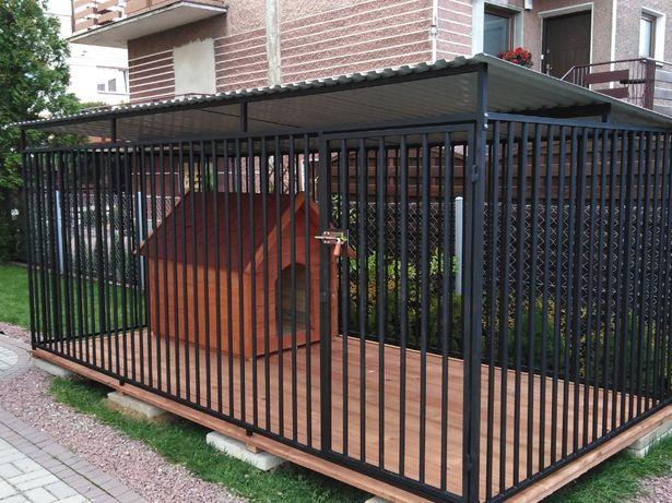 Kojce Klatki Boksy Kojec dla psa 3x2m