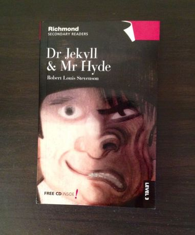 Livro Jekyll e Mr Hyde