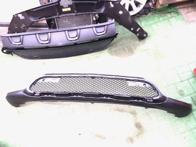 Mercedes GLC w253- Dół Zderzaka Kratka