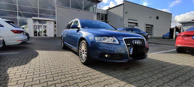 Audi a6 quatro polski salon