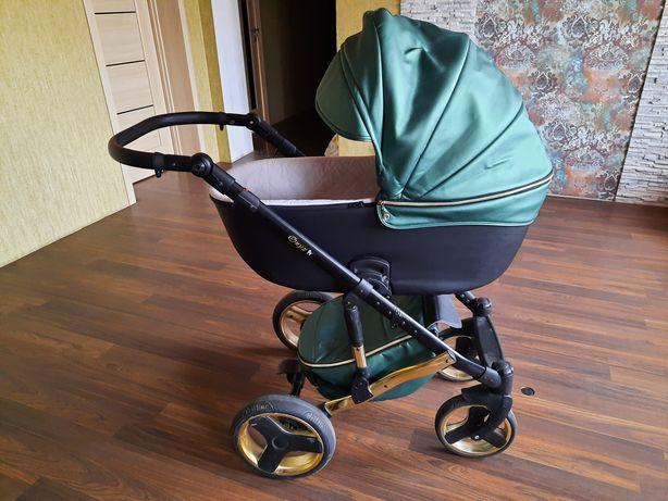 Продам детскую коляску Mikrus Onyx