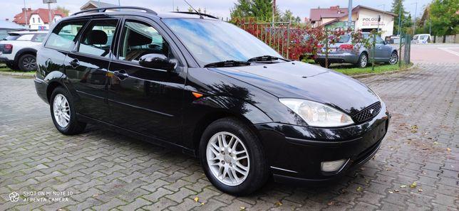 Ford Focus 1.8TDdi 100KM 2004r Ghia Alu Klima Ładny Zamiana