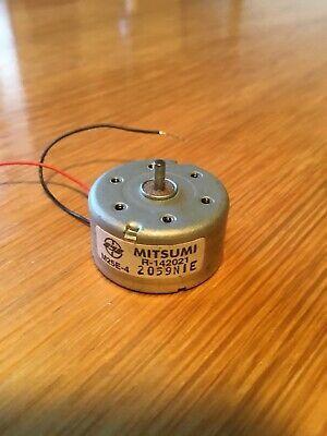 Электромотор MITSUMI V25E-4 (реверсивный)