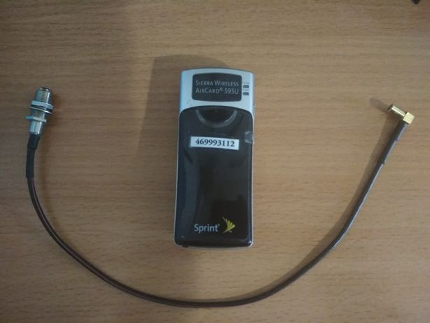Продам USB-модем Sierra Wireless AirCard 595U