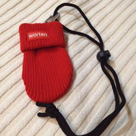 Bolsa de telemóvel - vermelho