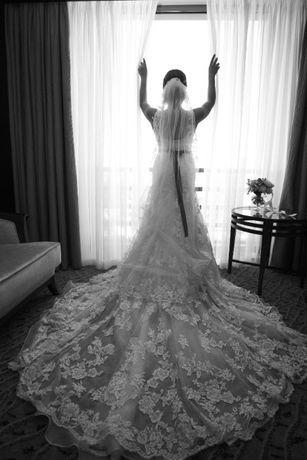 Свадебное платье / весільна сукня оригинал Enzoani DIANA 44-46 размер