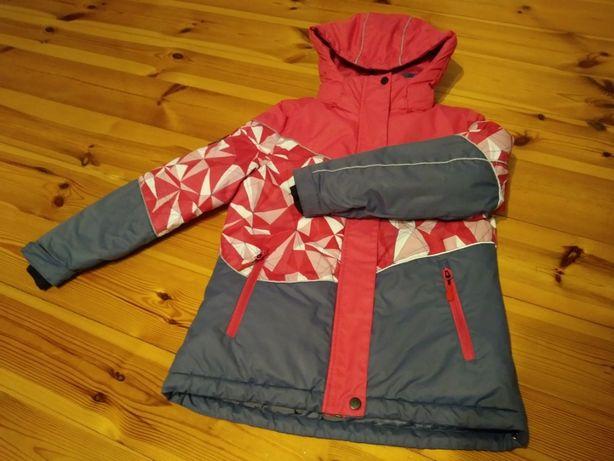 Sprzedam kurtkę narciarską dziewczęca