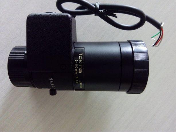 Obiektyw Tokina 6-60 mm F:1.6