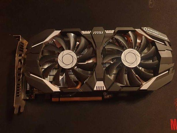 Karta graficzna MSI GeForce GTX 1060 3GB